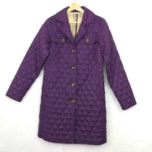 L.L. Bean Quilted Insulated Coat Size Small
